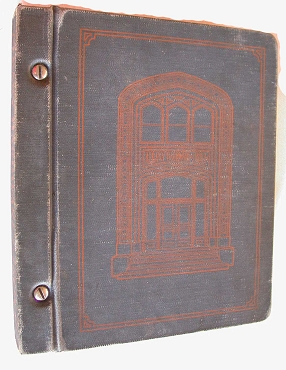 Albany Hardware & Iron Supply Co. Wholesale Catalog, 1920's Hardbound 991 Pages  700-023