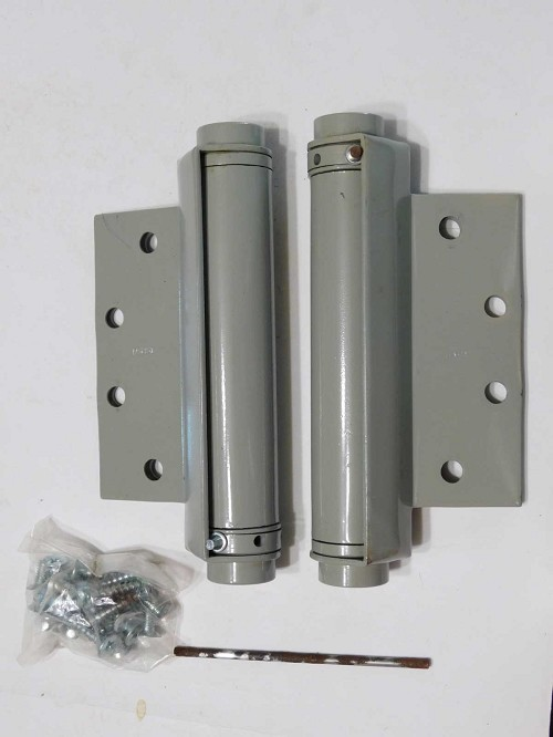 Template Single Action Spring Hinges NOS